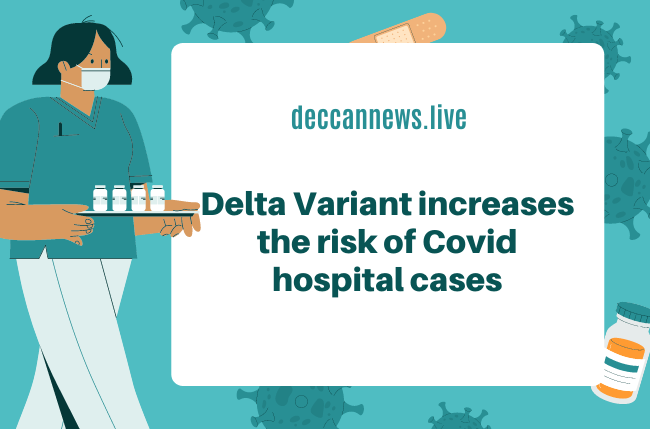covid 19 cases increases due to delta variant