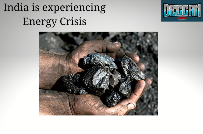 energy crsisi in India